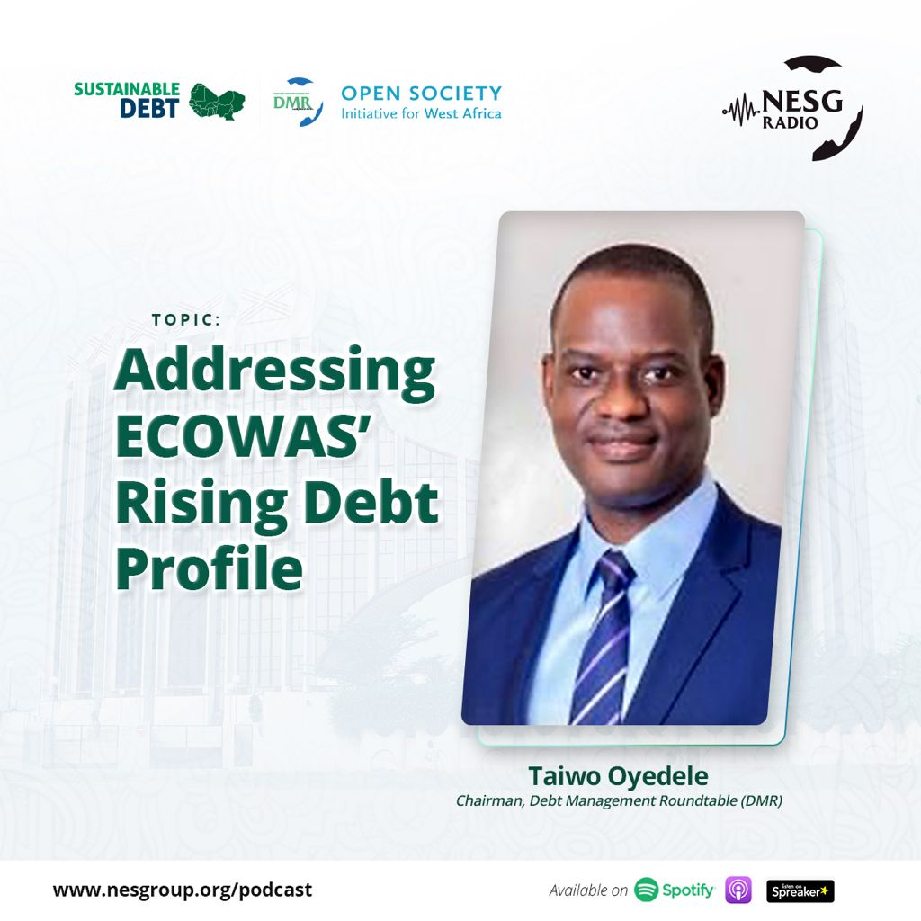 Addressing ECOWAS' Rising Debt Profile