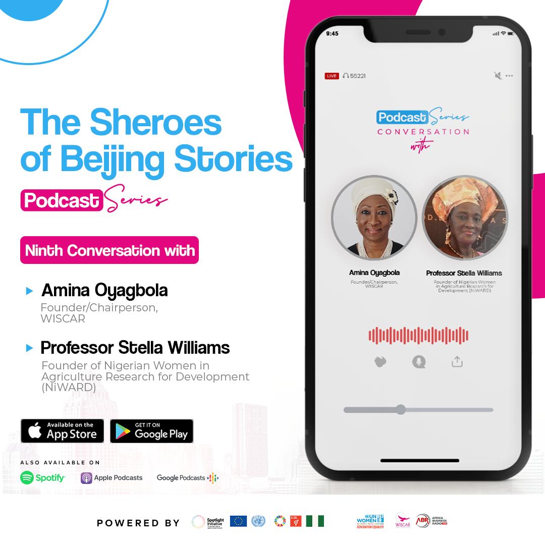 In Conversation with Professor Stella Williams & Amina Oyagbola