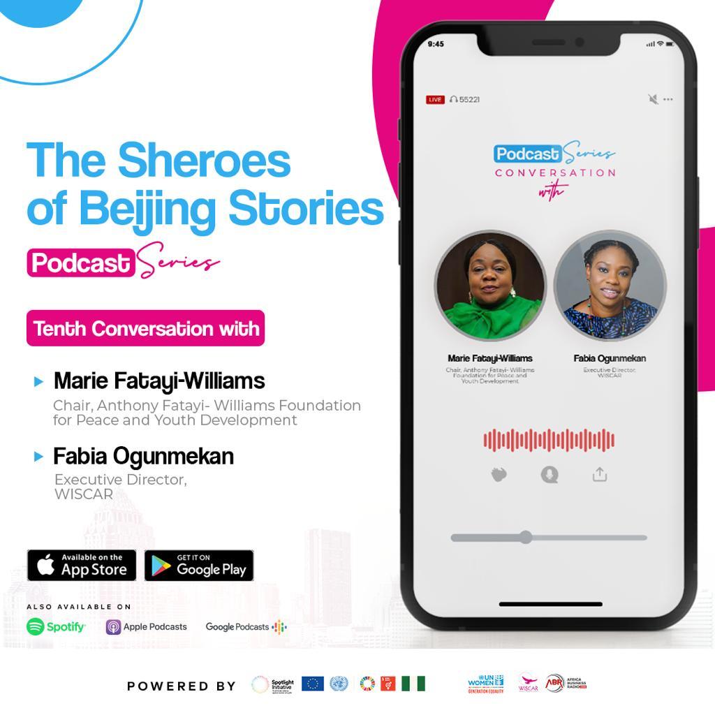 In Conversation with Marie Fatayi-Williams & Fabia Ogunmekan